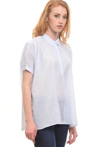 Only Bluz Beyaz